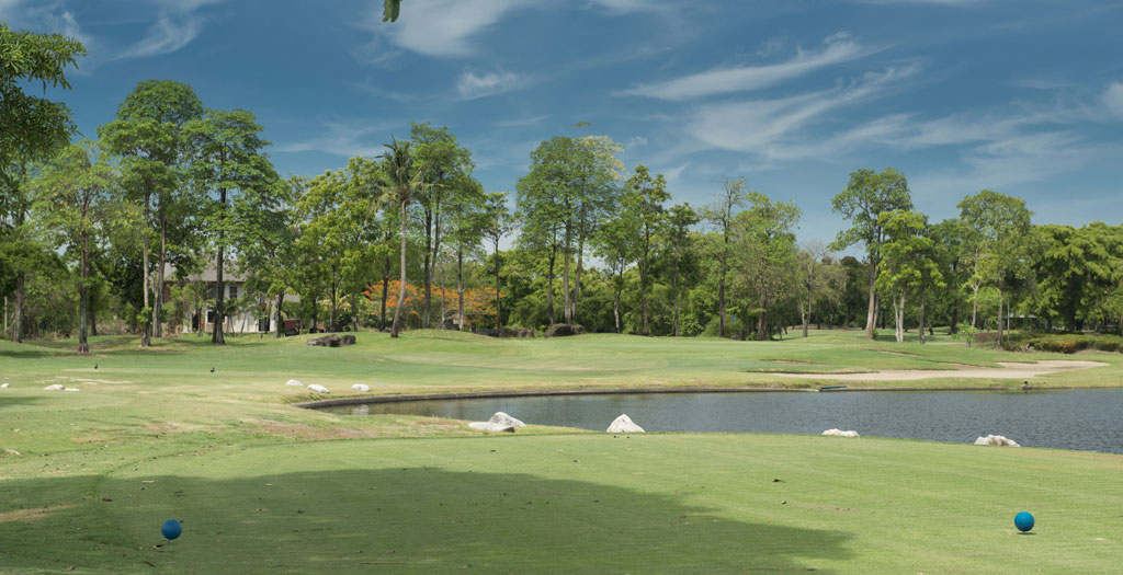 Lakewood Country Club Golf Course And Resort In Thailand